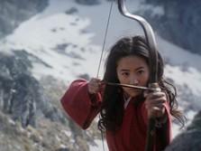 Perankan Mulan, Begini Pesona Tampilan Aktris Liu Yifei