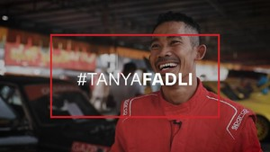 VIDEO: Jatuh Bangun M Fadli di Dunia Balap