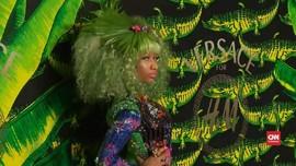VIDEO: Nicki Minaj Batal Tampil di Arab Saudi