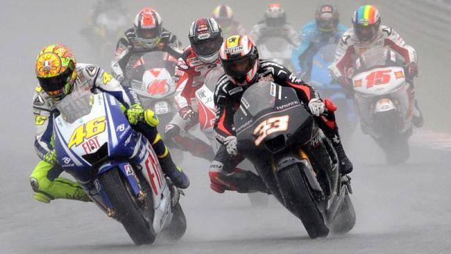 Mantan Rival Rossi di MotoGP Pensiun dari Balap Motor
