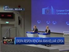 Eropa Segera Respons Rencana Iran Keluar JCPOA
