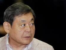 Jatuh Bangun Hidup Bos Samsung, Orang Terkaya di Korsel