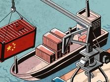 Impor China ke RI Mulai Pulih, Melonjak 50%