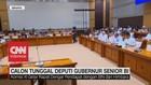 VIDEO: Calon Tunggal Deputi Gubernur Senior BI