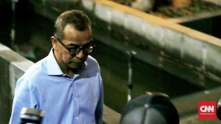 KPK Periksa Tersangka Pencucian Uang Emirsyah Satar
