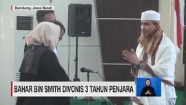 VIDEO: Bahar Smith Divonis 3 Tahun Penjara