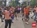 Lindungi Bobotoh di GBK, Jakmania Ingin Setop Kekerasan