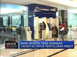 Bank Mandiri Dapat Likuiditas Tambahan Rp 4 T