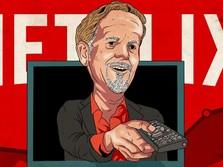 Netflix Tak Bayar Pajak, Johnny Plate Harus Blokir Layanan!