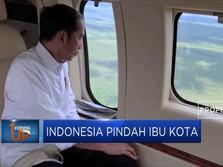 Indonesia Pindah Ibu Kota, Ini Hitungannya