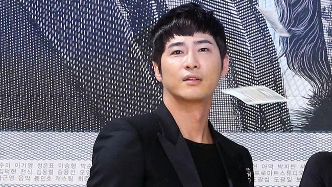 Aktor Kang Ji-hwan Ditangkap atas Dugaan Pelecehan Seksual