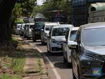 Jakarta-Bandung-Bogor Macet di Mana-Mana, Mulai Normal Nih?