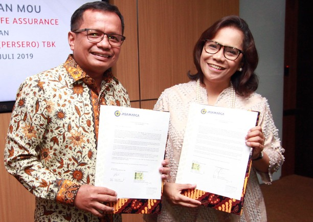 Jasa Marga Gandeng Prudential