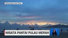 VIDEO: Menikmati Wisata Pantai Pulau Merah