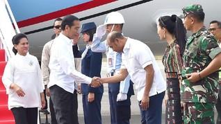 Terbang ke Bali, Jokowi Dijadwalkan Hadiri Muktamar V PKB