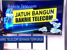 Bakrie Telecom Semakin Terpuruk