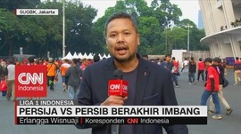 VIDEO: Persija VS Persib Berakhir Imbang