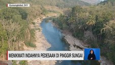 VIDEO: Indahnya Pedesaan di Pinggir Sungai