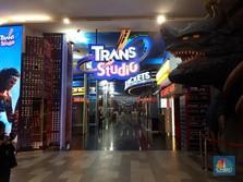 Rasakan Sensasi Pertarungan Superman di Trans Studio Cibubur