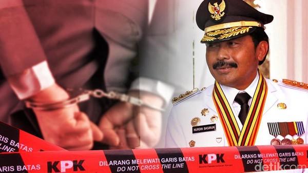 KPK OTT Gubernur Kepri