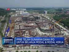 Sisa Dana IPO PPRE Masih Rp 395,1 M