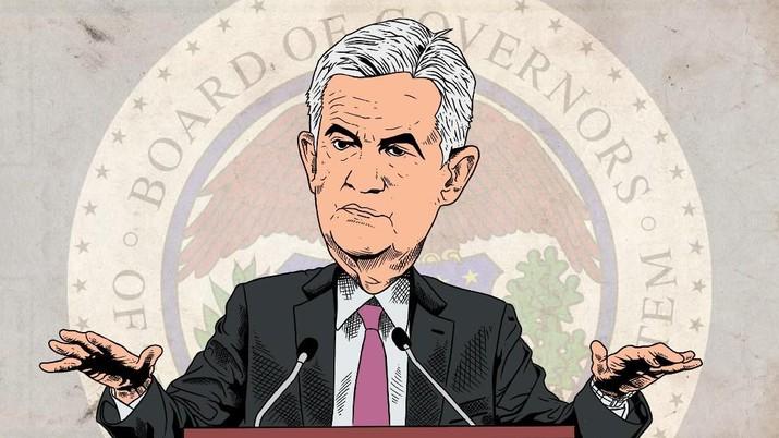 Bank Sentral Amerika Serikat Federal Reserve pada hari Rabu (18/9/19) memangkas suku bunga sebesar seperempat poin atau 25 basis poin