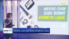 Merias Cuan dari Bisnis Kosmetik Lokal