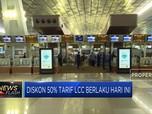 Tiket Pesawat Diskon 50%: Citilink Patuh, Lion Kok Belum?