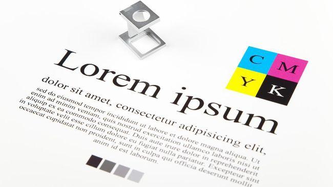 Menguak Arti 'Lorem Ipsum' yang Mendadak Muncul di Koran