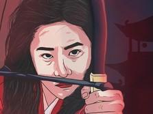 Mengenal Liu Yifei, Aktris Pemeran Mulan