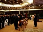 Perry Warjiyo Rombak Pimpinan Departemen & Kepala Perwakilan