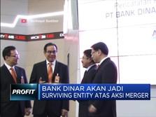 Bank Dinar & Bank Oke Indonesia Resmi Merger