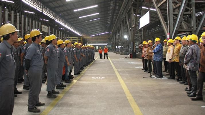 PT Gunung Raja Paksi akan IPO di September 2019.