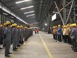 Genjot Pabrik Baja, Gunung Raja Paksi Siapkan Bujet Rp 12 T