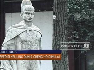 11 Juli 1405 Ekspedisi Keliling Dunia Cheng Ho Dimulai