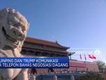 Xi Jinping dan Trump Bahas Negosiasi Dagang Via Telepon