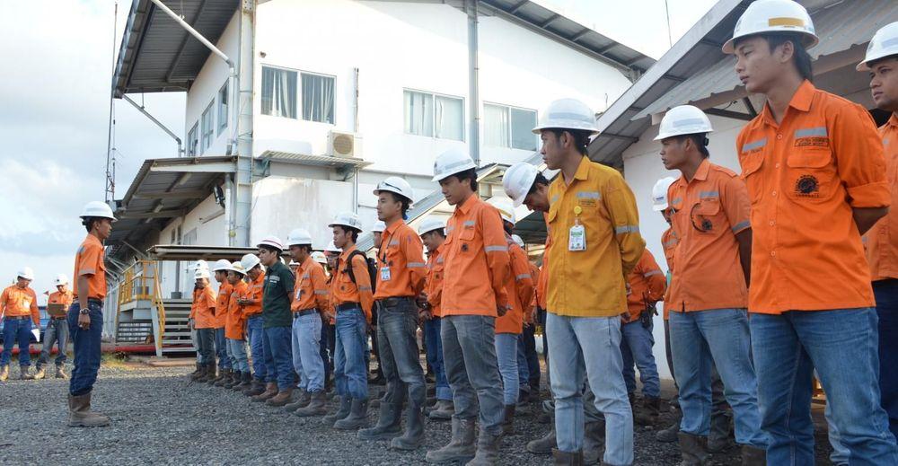 PT Arutmin Indonesia (Arutmin) adalah perusahaan batu bara yang penambangannya tersebar di tiga kabupaten yang berbeda, yaitu Tanah Bumbu, Tanah Laut, dan Kota Baru, di Kalimantan Selatan. (dok.arutmin.com)
