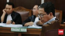 Eks Ketua PSSI Joko Driyono Divonis 1,5 Tahun Penjara