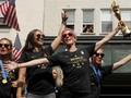 FOTO: Pesta Timnas AS Juara Piala Dunia Wanita 2019