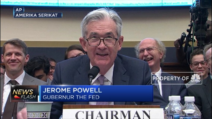 Powell: Saya Tidak Akan Mundur!