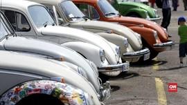 VIDEO: Produksi VW Beetle di Meksiko Resmi Dihentikan