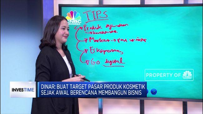 Tips Memulai Bisnis Kosmetik