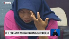 VIDEO: Rieke Dyah Jamin Penangguhan Penahanan Baiq Nuril