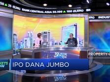 Menanti IPO Saham Jumbo