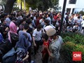 1.155 Pengungsi Asing Tempati Penampungan Eks Gedung Kodim