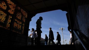 Dokumen China Bocor Ungkap Operasi Penahanan Etnis Uighur