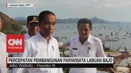VIDEO: Jokowi akan Bubarkan BOP Labuan Bajo, Flores