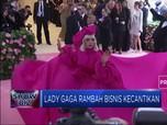 Lady Gaga Rambah Bisnis Kecantikan
