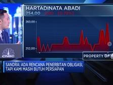 HRTA Targetkan Pendapatan Rp 3,1 T