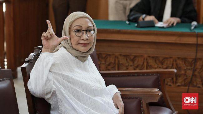 Ratna Sarumpaet Sempat Ditegur Hakim Saat Sidang Vonis